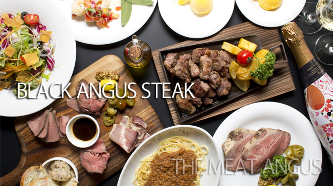 THE MEAT ANGUS - メイン写真:
