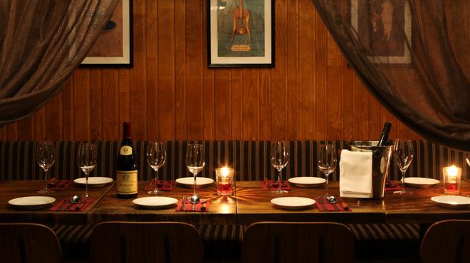 鉄鍋ビストロ&ワイン デリカージュ - メイン写真: