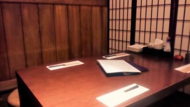 たまたま - 内観写真:前個室