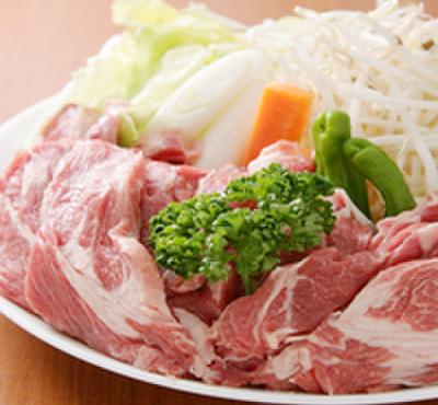 ホルモン・ジンギスカン たたら - 料理写真: