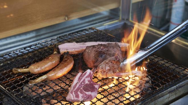 炭焼き&ワイン サンテ - メイン写真: