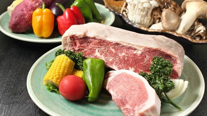 肉料理と大地の恵み ひなた - 料理写真:
