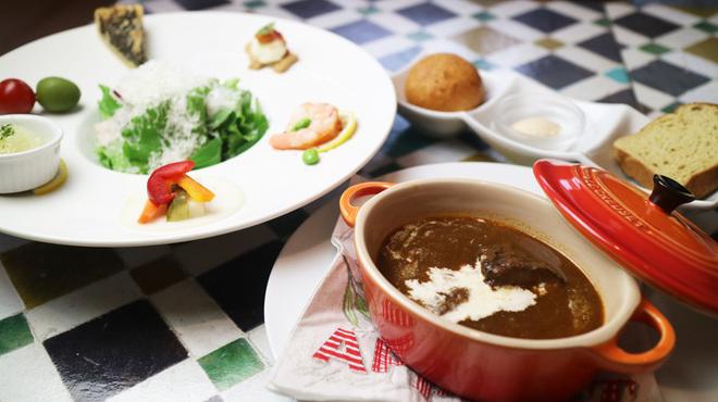 アートキッチン神戸 - 料理写真:ロカボビーフシチューランチ