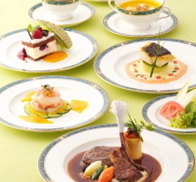 ホテルオークラ レストラン ニホンバシ - 料理写真:シェフがひと手間をかけた料理(イメージ写真)