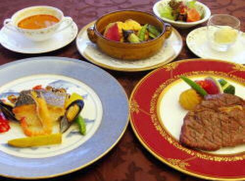 ホテルオークラ レストラン ニホンバシ - 料理写真:セット料理(イメージ写真)