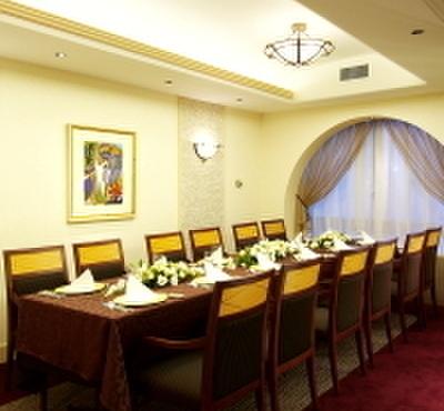 ホテルオークラ レストラン ニホンバシ - 内観写真:大切な方とのご会食に・・・【5~12名様】