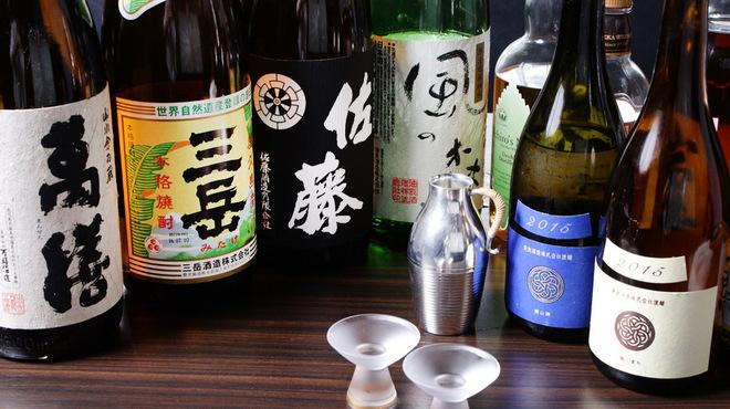 旬菜酒肴  晴ルル - メイン写真: