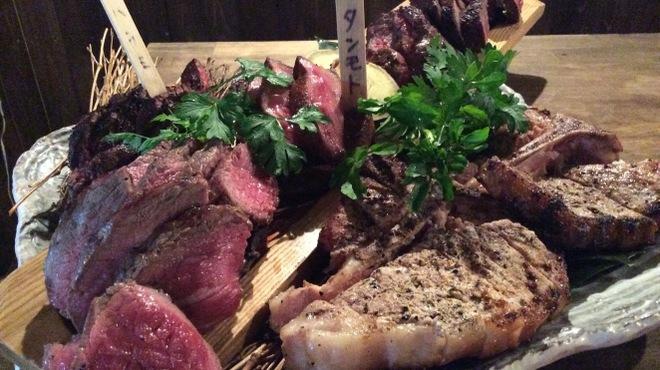 肉酒場 ブラチョーラ - 料理写真: