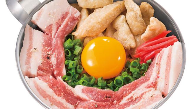 お好み焼肉 道とん堀 - 料理写真:極み豚玉
