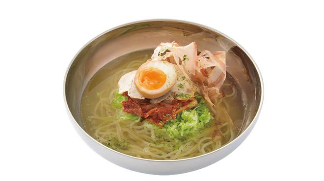 お好み焼肉 道とん堀 - 料理写真:冷麺
