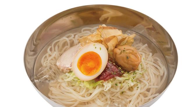 お好み焼肉 道とん堀 - 料理写真:梅冷麺