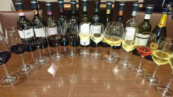 神楽坂 ワイン好きのためのイタリアン オステリアレガーメ - メイン写真: