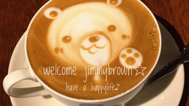 CAFFE' JIMMY BROWN - メイン写真: