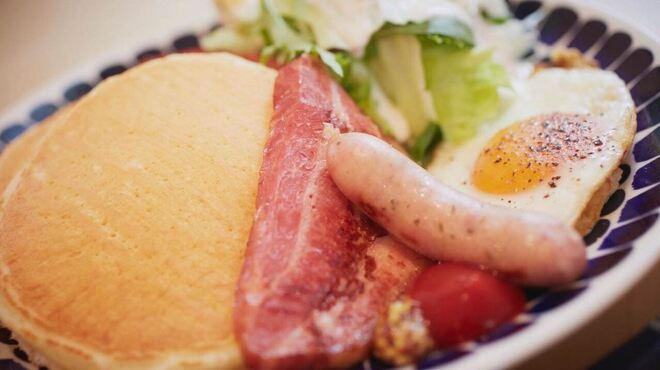 ハナミズキカフェ - 料理写真: