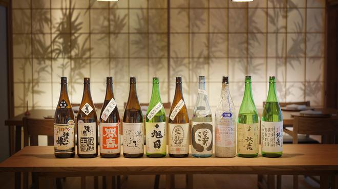 日本料理 鶴寿 - メイン写真: