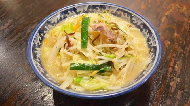 麺 鶴亀屋 - メイン写真: