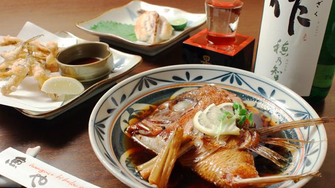 hangout bibulous 魚や - メイン写真: