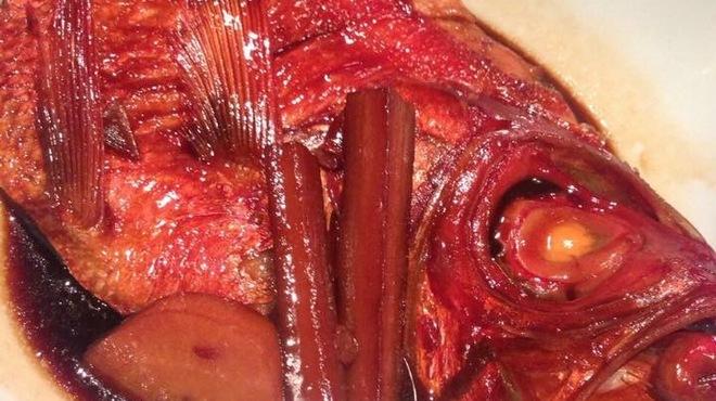 お魚 Dining わんだ - 料理写真:金目鯛の煮付け
