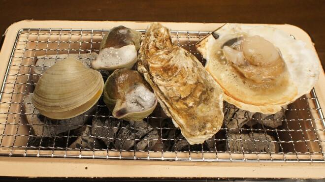 海鮮炉端焼き マルキタ水産 - メイン写真:
