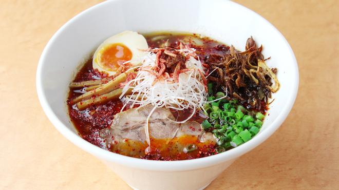 らーめん札幌直伝屋 - 料理写真:札幌RED