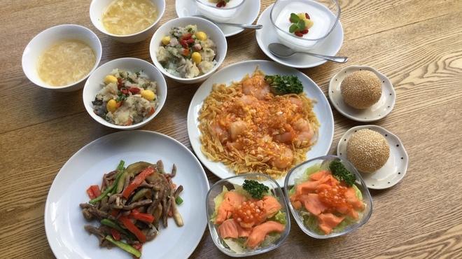 恵泉 - 料理写真:秋の味覚プラン