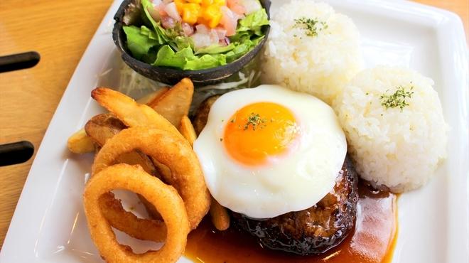 レストラン・グリーンガーデン - 料理写真:アロハプレート
