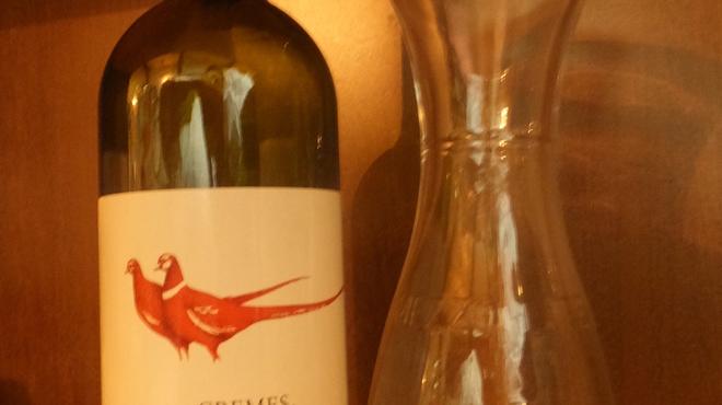 オステリア ガウダンテ - ドリンク写真:GAJA(ガイヤ)のワインも取り扱っております。
