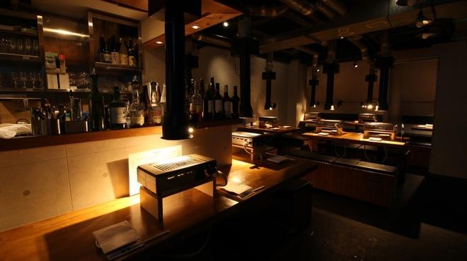 ホルモン松田 - 赤坂見附(焼肉)の写真1