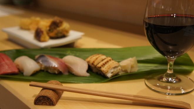 ワイン・寿司・天ぷら 魚が肴 - 料理写真:握りイメージ2