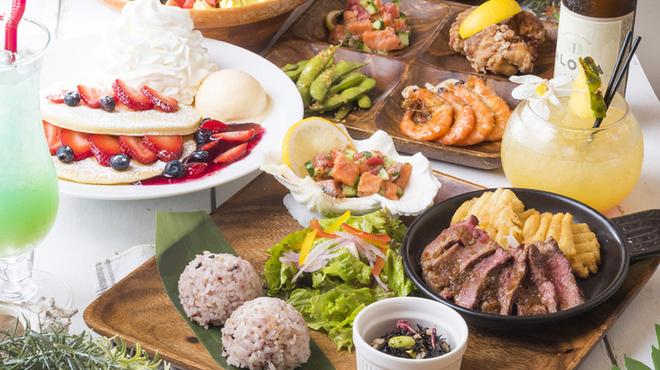 モアナキッチンカフェ - 料理写真: