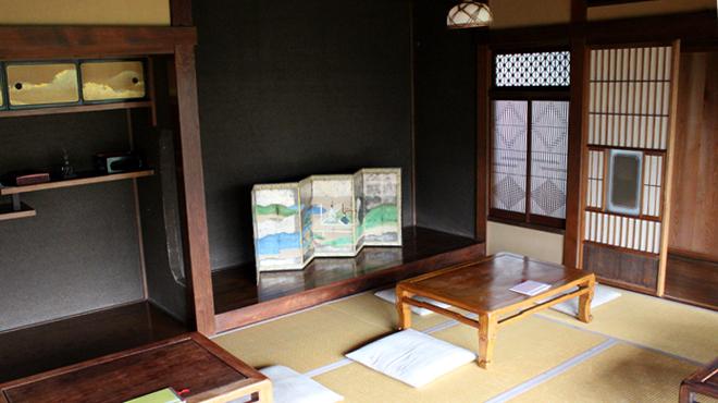カフェ 閑居 - メイン写真: