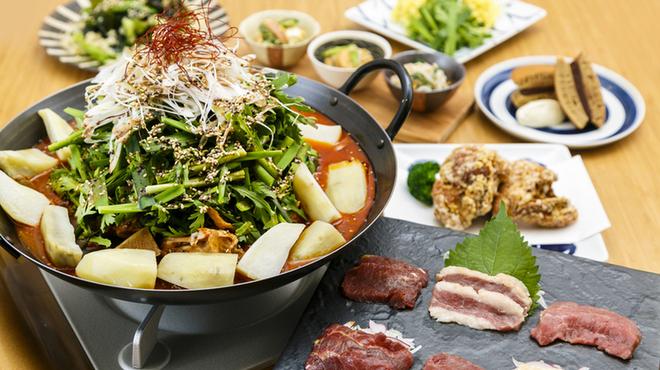 タオルーズ池尻食堂 - 料理写真:カムジャタンコース