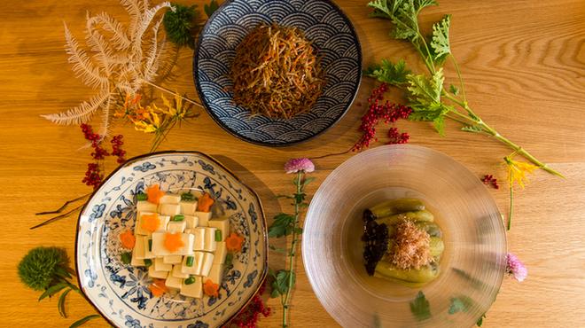 タオルーズ池尻食堂 - 料理写真:おばんざい