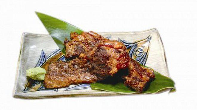 ぱいかじ - 料理写真:トロトロソーキの炙り焼き