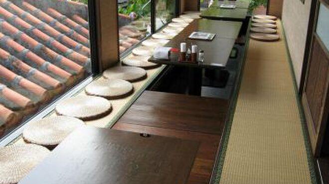 ぱいかじ - 内観写真:団体のお客様にオススメの広々な座敷の個室は、最大50名程度入ります。