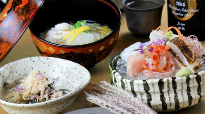 日本料理 ねね - 料理写真: