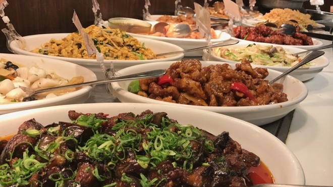 香港蒸龍 - 料理写真:料理いろいろ