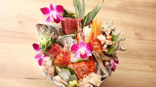 プラチナフィッシュ 魚菜市庭 - 料理写真: