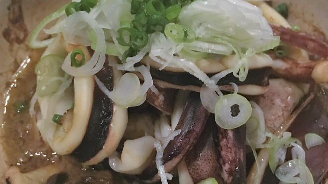 お魚 Dining わんだ - 料理写真:真烏賊のゴロ焼き