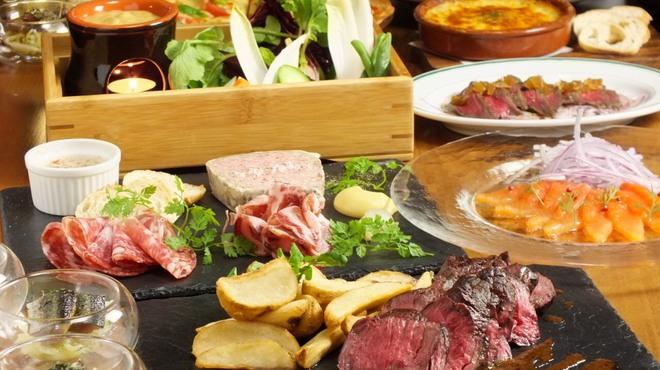 世界の肉料理 ビストロ酒場 ツバサ - メイン写真: