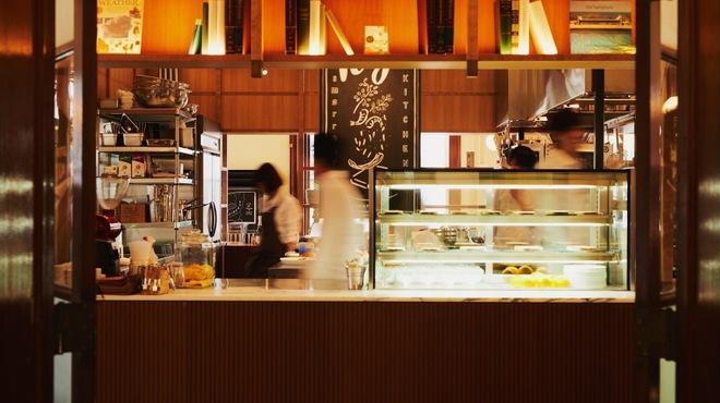 スモーブロー キッチン ナカノシマ - メイン写真: