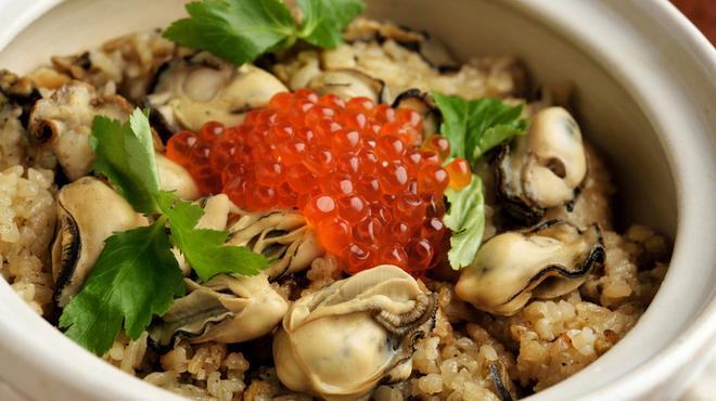 牡蠣&日本酒Bar 百蔵 - メイン写真: