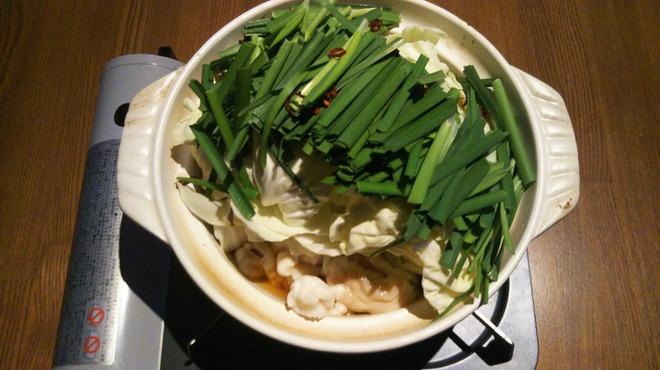好ちゃん - 料理写真:もつ鍋