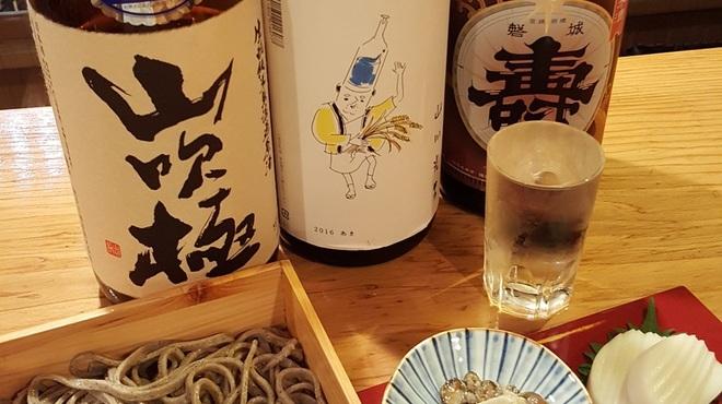 粗挽き蕎麦 トキ - メイン写真: