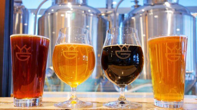 ワイワイジーブルワリー&ビアキッチン - ドリンク写真:週替わりのオリジナルビール