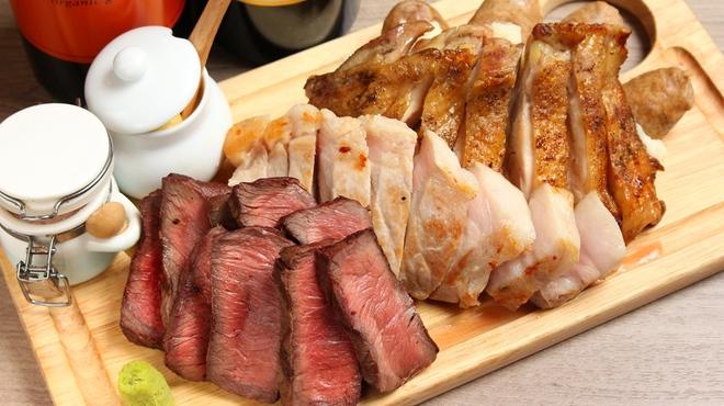 肉バルサンダー - メイン写真: