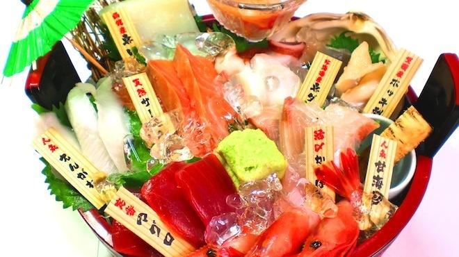 和鮮食場 一心 - メイン写真:
