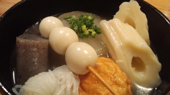 粗挽き蕎麦 トキ - 料理写真:
