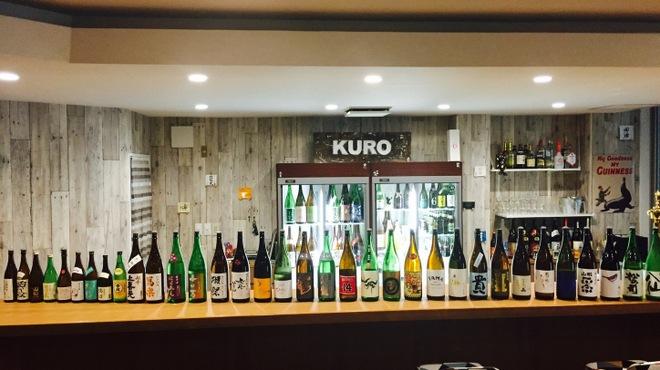 日本酒DiningKURO - メイン写真: