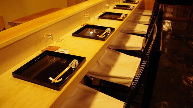 日本料理 喜多丘 - 内観写真: